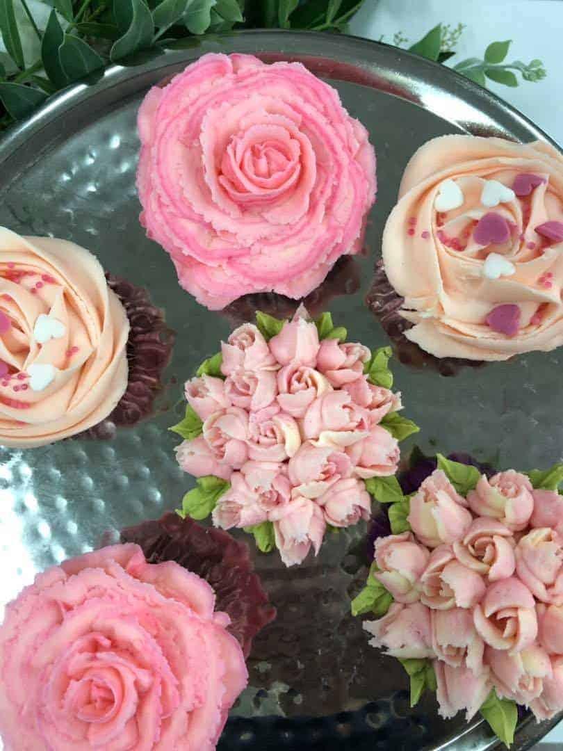 Cupcake - cake - handmade - bakery - baking - celebration - fresh - custom - unique - Niagara Park - NSW - Sydney - CakeAndPlate.com.au - © 2019