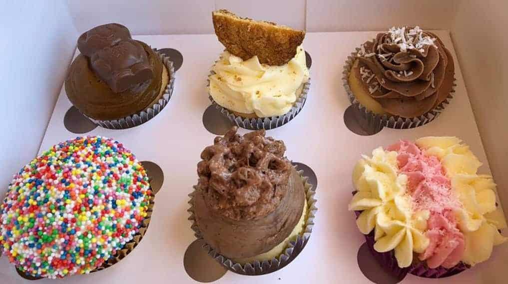 Cupcake - assortment - assorted - box - cake - handmade - bakery - celebration - fresh - custom - unique - Niagara Park - NSW - Sydney - CakeAndPlate.com.au - © 2019