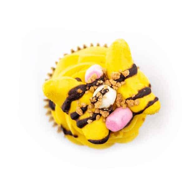 Cupcake - Banana Split - cake - handmade - bakery - celebration - fresh - custom - unique - Niagara Park - NSW - Sydney - CakeAndPlate.com.au - © 2019