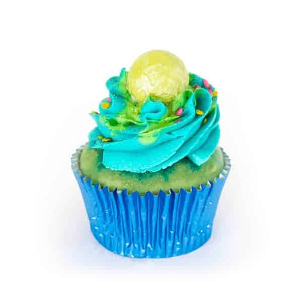 Cupcake - Bubblegum - cake - handmade - bakery - celebration - fresh - custom - unique - Niagara Park - NSW - Sydney - CakeAndPlate.com.au - © 2019