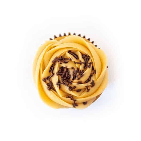 Cupcake - Caramel Macciato - cake - handmade - bakery - celebration - fresh - custom - unique - Niagara Park - NSW - Sydney - CakeAndPlate.com.au - © 2019