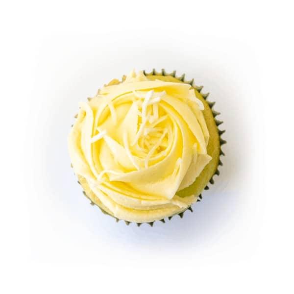 Cupcake - Coconut - Lime - cake - handmade - bakery - celebration - fresh - custom - unique - Niagara Park - NSW - Sydney - CakeAndPlate.com.au ©