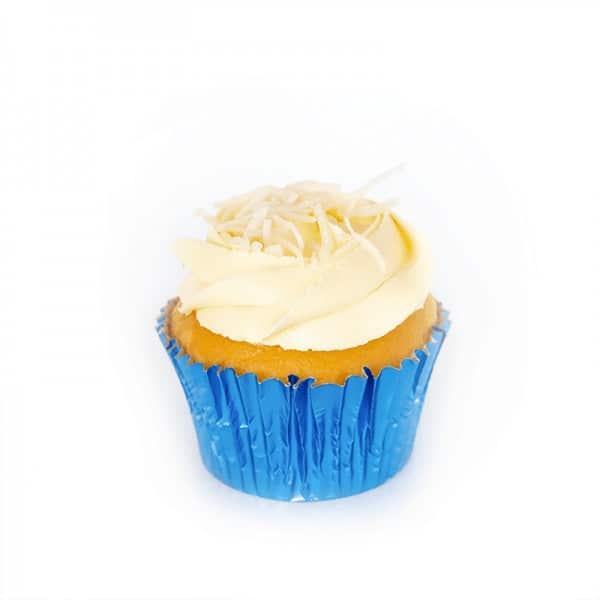 Cupcake - Coconut - cake - handmade - bakery - celebration - fresh - custom - unique - Niagara Park - NSW - Sydney - CakeAndPlate.com.au - © 2019