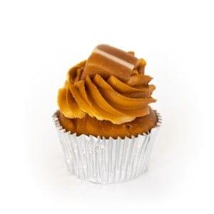 Cupcake - Jersey Caramel - cake - handmade - bakery - celebration - fresh - custom - unique - Niagara Park - NSW - Sydney - CakeAndPlate.com.au - © 2019