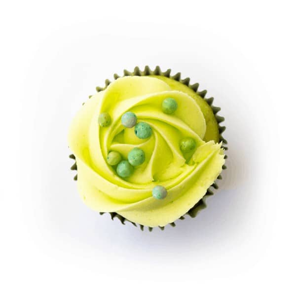 Cupcake - Lime - cake - handmade - bakery - celebration - fresh - custom - unique - Niagara Park - NSW - Sydney - CakeAndPlate.com.au - © 2019