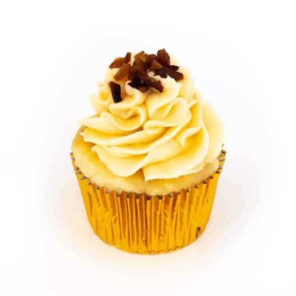 Cupcake - Maple Bacon - cake - handmade - bakery - celebration - fresh - custom - unique - Niagara Park - NSW - Sydney - CakeAndPlate.com.au - © 2019