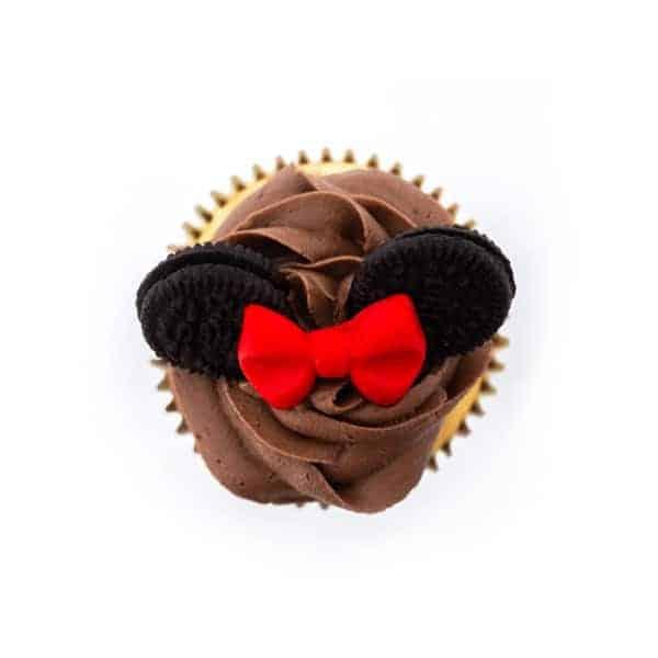 Cupcake - Minnie Mouse - cake - handmade - bakery - celebration - fresh - custom - unique - Niagara Park - NSW - Sydney - CakeAndPlate.com.au - © 2019