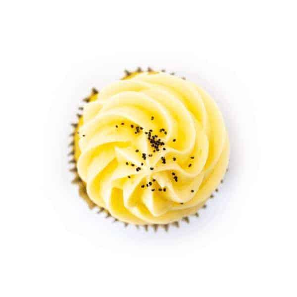 Cupcake - Orange Poppyseed - cake - handmade - bakery - celebration - fresh - custom - unique - Niagara Park - NSW - Sydney - CakeAndPlate.com.au - © 2019