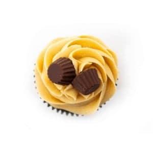 Cupcake - Peanut Butter Cup - cake - handmade - bakery - celebration - fresh - custom - unique - Niagara Park - NSW - Sydney - CakeAndPlate.com.au - © 2019