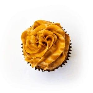 Cupcake - Salted Caramel - cake - handmade - bakery - celebration - fresh - custom - unique - Niagara Park - NSW - Sydney - CakeAndPlate.com.au - © 2019