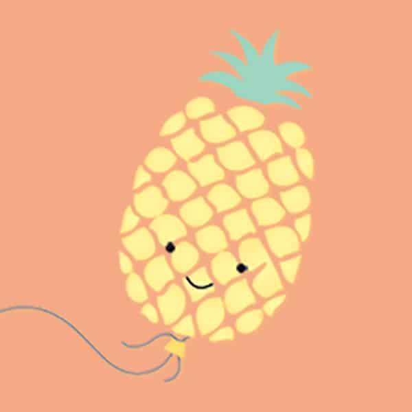 Flyaway Pineapple