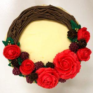 Cupcake - Christmas - classes - events - teach - learn - cake - handmade - bakery - celebration - fresh - custom - unique - Niagara Park - NSW - Sydney - CakeAndPlate.com.au - © 2019
