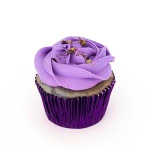 Cupcake - Lavender - cake - handmade - bakery - celebration - fresh - custom - unique - Niagara Park - NSW - Sydney - CakeAndPlate.com.au - © 2019