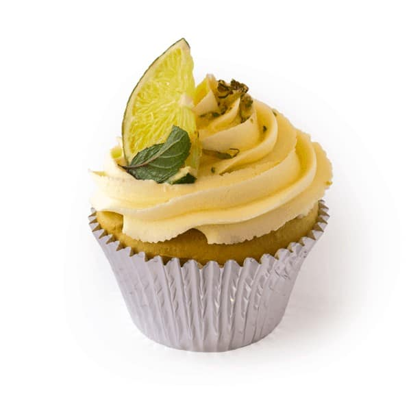 Cupcake - Virgin Mojito - cake - handmade - bakery - celebration - fresh - custom - unique - Niagara Park - NSW - Sydney - CakeAndPlate.com.au - © 2019