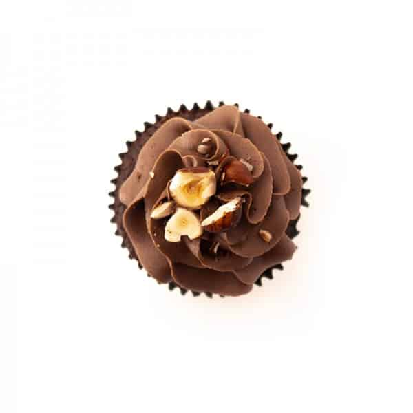 Cupcake - Nutella Delight - cake - handmade - bakery - celebration - fresh - custom - unique - Niagara Park - NSW - Sydney - CakeAndPlate.com.au - © 2019