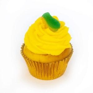 Cupcake - Pineapple - cake - handmade - bakery - celebration - fresh - custom - unique - Niagara Park - NSW - Sydney - CakeAndPlate.com.au - © 2019