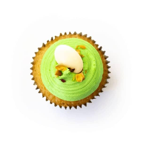 Cupcake - White Pistachio - cake - handmade - bakery - celebration - fresh - custom - unique - Niagara Park - NSW - Sydney - CakeAndPlate.com.au - © 2019