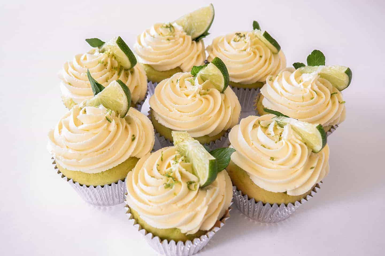 Cupcake - Virgin Mojito - cake - handmade - bakery - celebration - fresh - custom - unique - Niagara Park - NSW - Sydney - CakeAndPlate.com.au - © 2019
