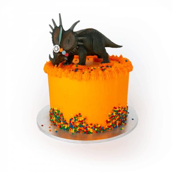 Party Dinosaur - Quick-Cake - handmade - bakery - celebration - fresh - custom - unique - Niagara Park - NSW - Sydney - CakeAndPlate.com.au © 2020 - #1