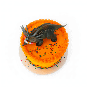 Party Dinosaur - Quick-Cake - handmade - bakery - celebration - fresh - custom - unique - Niagara Park - NSW - Sydney - CakeAndPlate.com.au © 2020 - #2