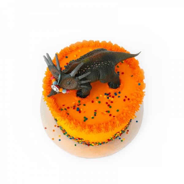 Party Dinosaur - Quick-Cake - handmade - bakery - celebration - fresh - custom - unique - Niagara Park - NSW - Sydney - CakeAndPlate.com.au © 2020 - #2