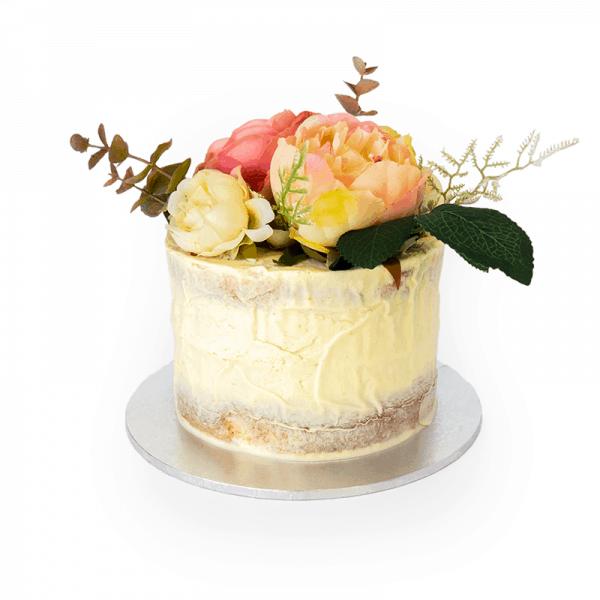 Semi-Naked - Quick-Cake - handmade - bakery - celebration - fresh - custom - unique - Niagara Park - NSW - Sydney - CakeAndPlate.com.au © 2020 - #1