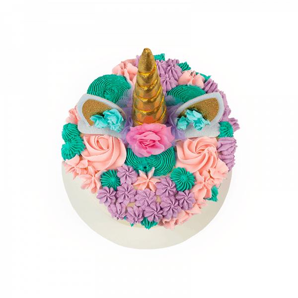 Unicorn - Quick-Cake - handmade - bakery - celebration - fresh - custom - unique - Niagara Park - NSW - Sydney - CakeAndPlate.com.au © 2020 - #2