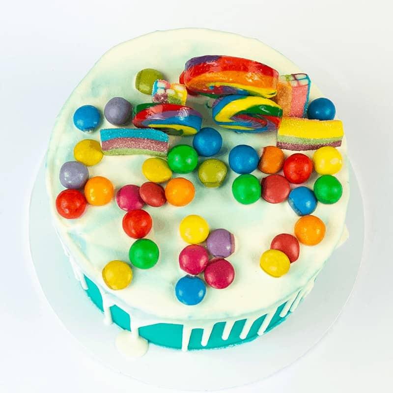 Sugar Ruch Drip - Quick-Cake - handmade - bakery - celebration - fresh - custom - unique - Niagara Park - NSW - Sydney - CakeAndPlate.com.au © 2020
