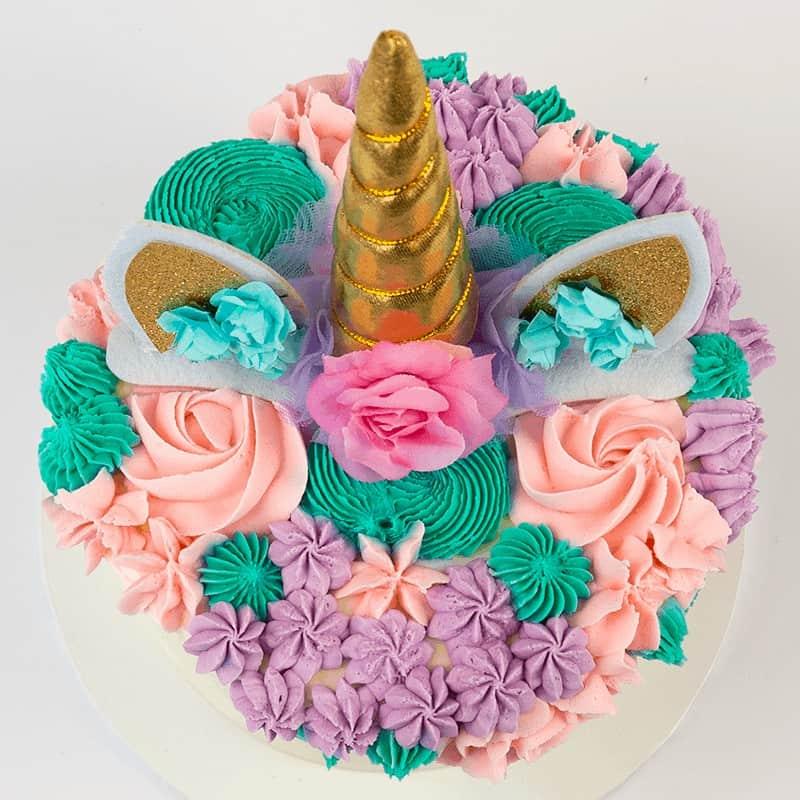 Unicorn - Quick-Cake - handmade - bakery - celebration - fresh - custom - unique - Niagara Park - NSW - Sydney - CakeAndPlate.com.au © 2020 - #4
