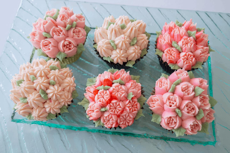 Russian Tips - Cupcakes Class - Cake - handmade - bakery - celebration - fresh - custom - unique - Niagara Park - NSW - Sydney - CakeAndPlate.com.au © 2020