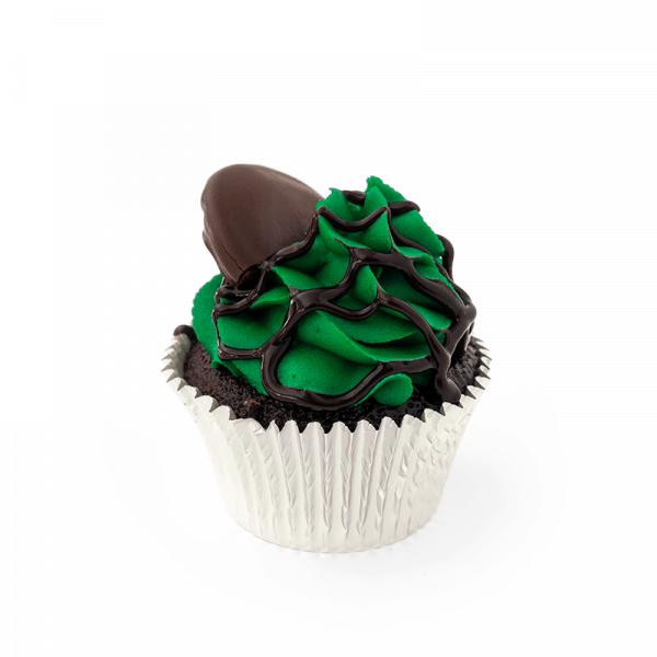 Cupcake - Choc Mint - cake - handmade - bakery - celebration - fresh - custom - unique - Niagara Park - NSW - Sydney - CakeAndPlate.com.au - © 2021