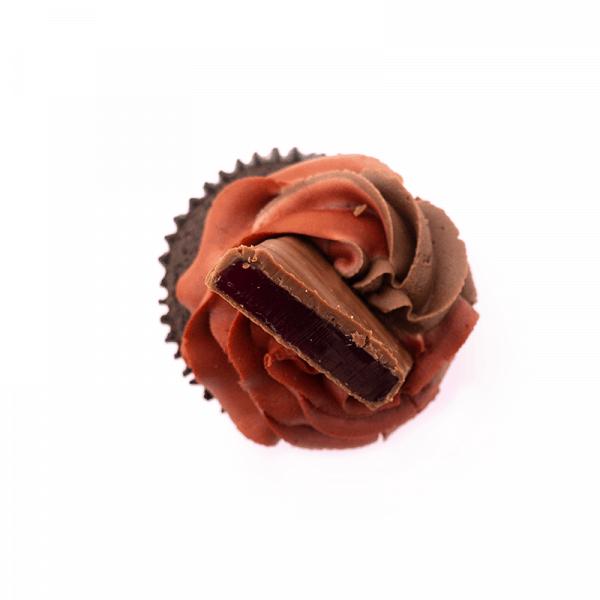 Cupcake - Turkish Delight - cake - handmade - bakery - celebration - fresh - custom - unique - Niagara Park - NSW - Sydney - CakeAndPlate.com.au - © 2021