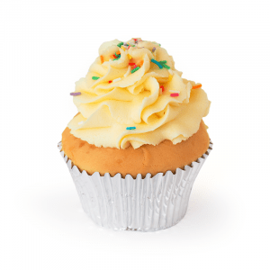 Cupcake - Vanilla - cake - handmade - bakery - celebration - fresh - custom - unique - Niagara Park - NSW - Sydney - CakeAndPlate.com.au - © 2021